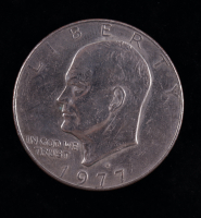 1977 Eisenhower United States Dollar at PristineAuction.com