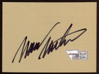 "Mark Martin Signed 2.75"" x 3.75"" Vinyl Cut (Fanatics Hologram) (See Description) at PristineAuction.com"