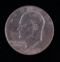 1978 Eisenhower United States Dollar at PristineAuction.com