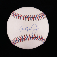 Cal Ripken Jr. Signed 1995 All-Star Baseball (JSA COA) (See Description) at PristineAuction.com