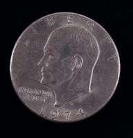 1974 Eisenhower United States Dollar at PristineAuction.com