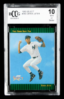 Derek Jeter 1993 Select #360 RC (BCCG 10) at PristineAuction.com