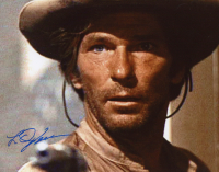 "L. Q. Jones Signed ""Hang 'Em High"" 8x10 Photo (AutographCOA Hologram) at PristineAuction.com"