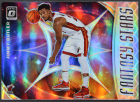 Jimmy Butler 2019-20 Donruss Optic Fantasy Stars #12 at PristineAuction.com