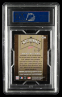 Harmon Killebrew 2005 Diamond Kings HOF Heroes Signature Materials Framed Blue #HH19 Bat-Jersey #23/25 (PSA 9) at PristineAuction.com