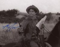 "L. Q. Jones Signed ""Cheyenne"" 8x10 Photo (AutographCOA Hologram) at PristineAuction.com"