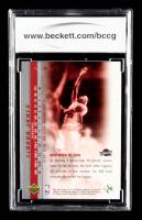 LeBron James 2003-04 Upper Deck Phenomenal Beginning #12 James Displays (BCCG 10) at PristineAuction.com