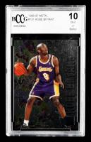 Kobe Bryant 1996-97 Metal #181 (BCCG 10) at PristineAuction.com