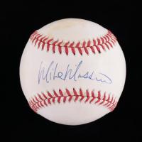 Mike Mussina Signed OAL Baseball (JSA COA) (See Description) at PristineAuction.com