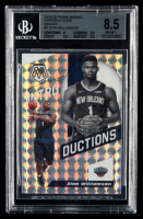 Zion Williamson 2019-20 Panini Mosaic Introductions Mosaic #5 (BGS 8.5) at PristineAuction.com