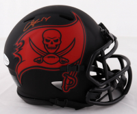 Chris Godwin Signed Buccaneers Eclipse Alternate Speed Mini Helmet (Beckett COA) at PristineAuction.com