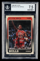 Scotty Pippen 1988-89 Fleer #20 RC (BGS 7.5) at PristineAuction.com