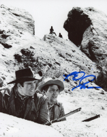 "L. Q. Jones Signed ""Cheyenne"" 8x10 Photo (AutographCOA Hologram) at PristineAuction.com"