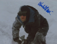 """Norbert Weisser Signed """"The Thing"""" 8x10 Photo (AutographCOA Hologram) at PristineAuction.com"""