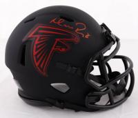 Matt Ryan Signed Falcons Eclipse Alternate Speed Mini Helmet (Beckett COA) at PristineAuction.com