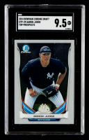 Aaron Judge 2014 Bowman Chrome Draft Top Prospects #CTP39 (SGC 9.5) at PristineAuction.com
