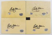 Bobby Allison Signed Original Daytona International Speedway Grandstand Signage Piece (Fanatics Hologram) at PristineAuction.com