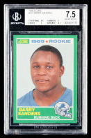 Barry Sanders 1989 Score #257 RC (BGS 7.5) at PristineAuction.com