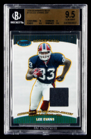 Lee Evans 2004 Bowman's Best #113 Jersey RC F (BGS 9.5) at PristineAuction.com