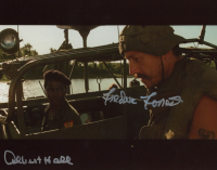 """Frederic Forrest & Albert Hall Signed """"Apocalypse Now"""" 8x10 Photo (AutographCOA Hologram) at PristineAuction.com"""