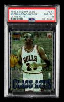 Michael Jordan 1996-97 Stadium Club Class Acts #CA1 / Jerry Stackhouse (PSA 8) at PristineAuction.com