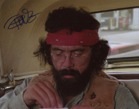 "Tommy Chong Signed ""Up in Smoke"" 8x10 Photo (AutographCOA Hologram) at PristineAuction.com"