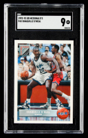 Shaquille O'Neal 1992-93 Upper Deck McDonald's #P43 (SGC 9) at PristineAuction.com