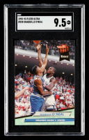 Shaquille O'Neal 1992-93 Ultra #328 RC (SGC 9.5) at PristineAuction.com
