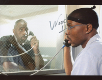 """Wood Harris Signed """"The Wire"""" 8x10 Photo (AutographCOA Hologram) at PristineAuction.com"""