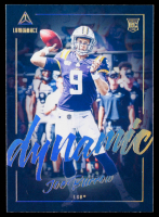 Joe Burrow 2020 Panini Luminance Dynamic Rookies #2 at PristineAuction.com