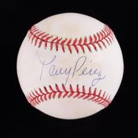 Tony Perez Signed ONL Baseball (JSA COA) (See Description) at PristineAuction.com