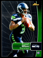 Russell Wilson 2012 Finest #14 RC at PristineAuction.com
