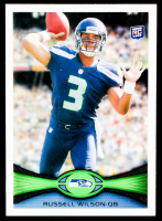 Russell Wilson 2012 Topps #165A RC at PristineAuction.com