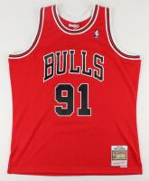 Dennis Rodman Signed Bulls Jersey (JSA COA & Fiterman Sports Hologram) at PristineAuction.com