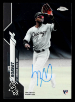 Luis Robert 2020 Topps Chrome Rookie Autographs #RALR at PristineAuction.com