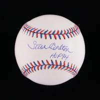 "Steve Carlton Signed 1996 All-Star Game Baseball Inscribed ""HOF 94"" (JSA COA) at PristineAuction.com"