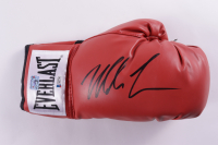 Mike Tyson Signed Everlast Boxing Glove (Beckett COA & Fiterman Sports Hologram) at PristineAuction.com