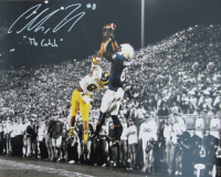 """Allen Robinson Signed Penn State Nittany Lions 16x20 Photo Inscribed """"The Catch"""" (JSA COA) at PristineAuction.com"""