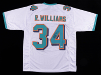 Ricky Williams Signed Jersey (Beckett Hologram) at PristineAuction.com