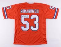 Bill Romanowski Signed Jersey (Beckett Hologram) at PristineAuction.com