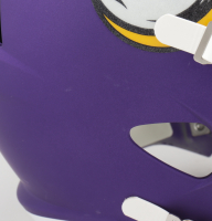 Justin Jefferson Signed Vikings Full-Size Speed Helmet with Multiple Inscriptions (JSA COA) (See Description) at PristineAuction.com