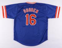 "Dwight ""Doc"" Gooden Signed Jersey (JSA Hologram) at PristineAuction.com"
