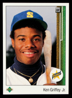 Ken Griffey Jr. 1989 Upper Deck #1 RC at PristineAuction.com