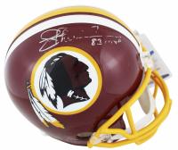 "Joe Theismann Signed Redskins Full-Size Helmet Inscribed ""83 MVP"" (Beckett COA) at PristineAuction.com"