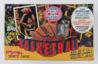 1994-95 Topps NBA Basketball Series 2 Card Box with (36) Packs at PristineAuction.com
