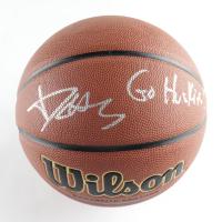 "Dan Hurley NCAA Basketball Inscribed ""Go Huskies!"" (Beckett COA) at PristineAuction.com"