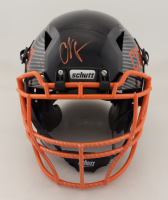 Chad Johnson Signed Full-Size Authentic On-Field Hydro-Dipped Vengeance Helmet (PSA COA) at PristineAuction.com