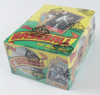 "1987 Topps ""The Real One"" Bubble Gum Baseball Cards Box with (36) Packs (See Desciption) at PristineAuction.com"