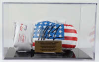 Mike Tyson Signed Boxing Glove With Display Case (PSA COA) at PristineAuction.com