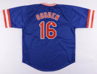 """Dwight """"Doc"""" Gooden Signed Jersey Inscribed """"85 CY"""" (JSA Hologram) at PristineAuction.com"""